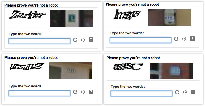 Please prove you're not a robot