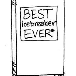 Icebreakers for book readers