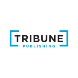 Tribune Publishing logo, 2018