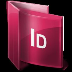 InDesign icon eBooks ePub