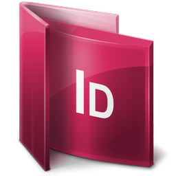 InDesign icon eBooks ePub