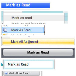Mark as read