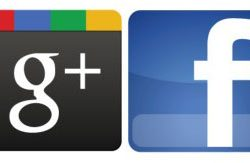 Google Plus, Facebook