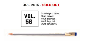 Blackwing 56 sold out