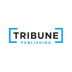 Tribune Publishing logo, 2018