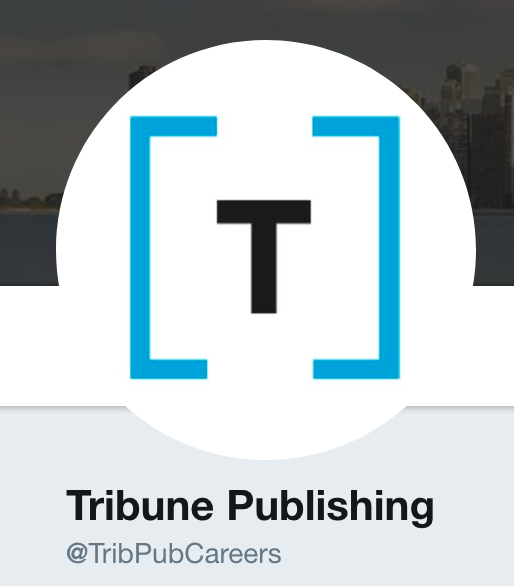 Tribune Publishing on Twitter