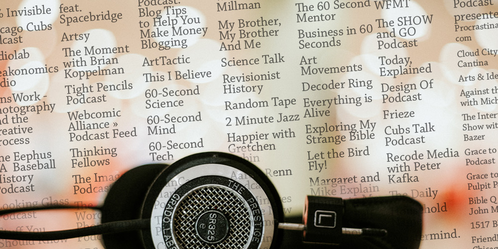 List of podcasts