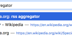 wp-rss-aggregator-google-search