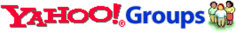 Yahoo! Groups logo from January 30, 2001